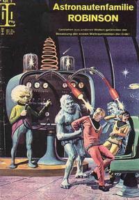 Cover Thumbnail for Astronautenfamilie Robinson (BSV - Williams, 1966 series) #3