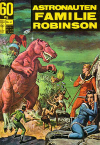 Cover Thumbnail for Astronautenfamilie Robinson (BSV - Williams, 1966 series) #4
