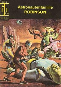 Cover Thumbnail for Astronautenfamilie Robinson (BSV - Williams, 1966 series) #5