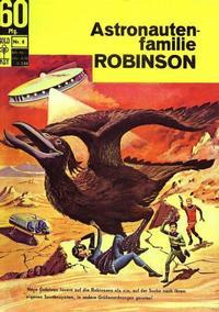 Cover Thumbnail for Astronautenfamilie Robinson (BSV - Williams, 1966 series) #8