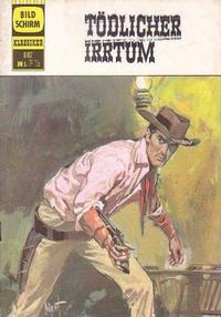 Cover Thumbnail for Bildschirm Klassiker (BSV - Williams, 1964 series) #807
