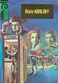 Cover Thumbnail for Boris Karloff (BSV - Williams, 1967 series) #2