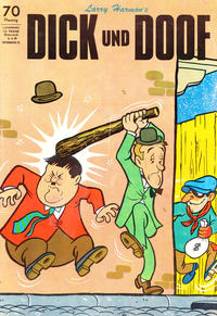 Cover Thumbnail for Dick und Doof (BSV - Williams, 1965 series) #19