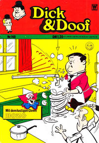 Cover Thumbnail for Dick und Doof (BSV - Williams, 1965 series) #140