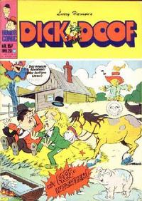 Cover Thumbnail for Dick und Doof (BSV - Williams, 1965 series) #157