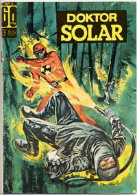Cover Thumbnail for Doktor Solar (BSV - Williams, 1966 series) #5