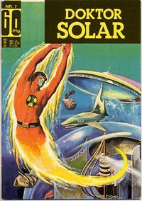Cover Thumbnail for Doktor Solar (BSV - Williams, 1966 series) #7