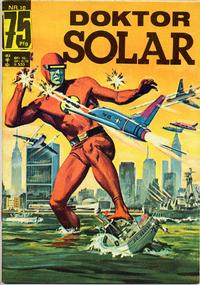 Cover Thumbnail for Doktor Solar (BSV - Williams, 1966 series) #10