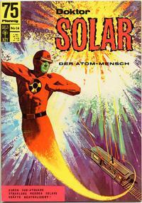 Cover Thumbnail for Doktor Solar (BSV - Williams, 1966 series) #14