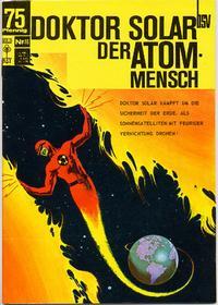 Cover Thumbnail for Doktor Solar (BSV - Williams, 1966 series) #16