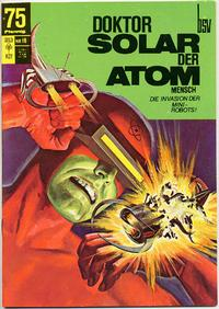 Cover Thumbnail for Doktor Solar (BSV - Williams, 1966 series) #18