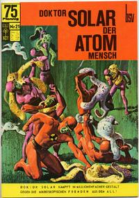 Cover Thumbnail for Doktor Solar (BSV - Williams, 1966 series) #21