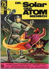 Cover Thumbnail for Doktor Solar (BSV - Williams, 1966 series) #22