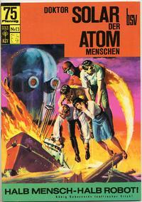 Cover Thumbnail for Doktor Solar (BSV - Williams, 1966 series) #23