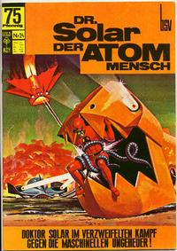 Cover Thumbnail for Doktor Solar (BSV - Williams, 1966 series) #24