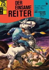 Cover Thumbnail for Der einsame Reiter (BSV - Williams, 1969 series) #3