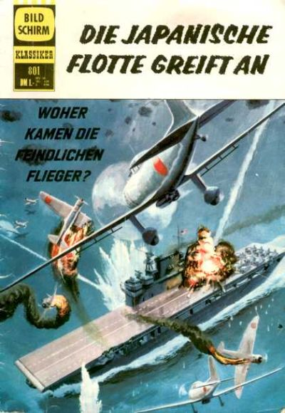 Cover for Bildschirm Klassiker (BSV - Williams, 1964 series) #801