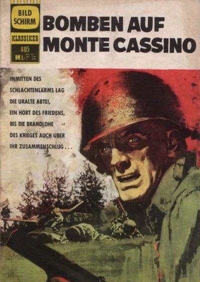 Cover for Bildschirm Klassiker (BSV - Williams, 1964 series) #805