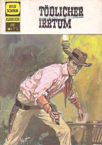 Cover for Bildschirm Klassiker (BSV - Williams, 1964 series) #807