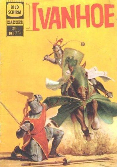 Cover for Bildschirm Klassiker (BSV - Williams, 1964 series) #811