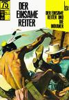 Cover for Der einsame Reiter (BSV - Williams, 1969 series) #7