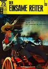 Cover for Der einsame Reiter (BSV - Williams, 1969 series) #9