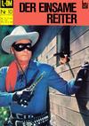 Cover for Der einsame Reiter (BSV - Williams, 1969 series) #10