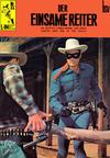 Cover for Der einsame Reiter (BSV - Williams, 1969 series) #11