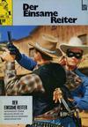 Cover for Der einsame Reiter (BSV - Williams, 1969 series) #16