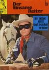 Cover for Der einsame Reiter (BSV - Williams, 1969 series) #17