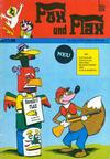 Cover for Fox und Flax (BSV - Williams, 1972 series) #1