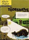 Cover for Geheim Brigade (BSV - Williams, 1967 series) #2