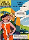 Cover for Geheim Brigade (BSV - Williams, 1967 series) #4