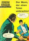 Cover for Geheim Brigade (BSV - Williams, 1967 series) #7