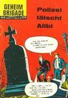Cover for Geheim Brigade (BSV - Williams, 1967 series) #8