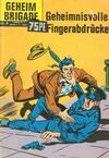 Cover for Geheim Brigade (BSV - Williams, 1967 series) #9