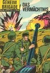 Cover for Geheim Brigade (BSV - Williams, 1967 series) #10