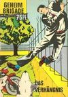 Cover for Geheim Brigade (BSV - Williams, 1967 series) #11