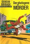 Cover for Geheim Brigade (BSV - Williams, 1967 series) #15