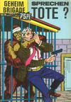 Cover for Geheim Brigade (BSV - Williams, 1967 series) #18
