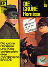 Cover for Die grüne Hornisse (BSV - Williams, 1968 series) #1
