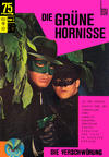 Cover for Die grüne Hornisse (BSV - Williams, 1968 series) #3