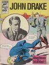 Cover for John Drake (BSV - Williams, 1967 series) #1