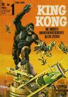Cover Thumbnail for King Kong (1970 series) #1 [2. Auflage]