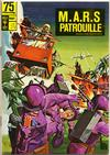 Cover for M.A.R.S. Patrouille (BSV - Williams, 1968 series) #1