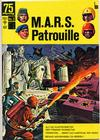 Cover for M.A.R.S. Patrouille (BSV - Williams, 1968 series) #3