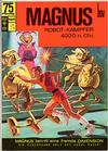 Cover for Magnus (BSV - Williams, 1966 series) #15