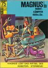 Cover for Magnus (BSV - Williams, 1966 series) #22