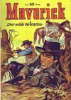 Cover for Maverick (BSV - Williams, 1965 series) #12