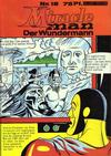 Cover for Miracleman (BSV - Williams, 1966 series) #18